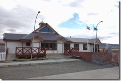 Chile border post