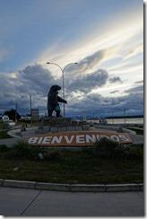 Welcomr to Puerto Natales