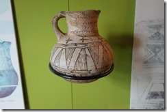 Pottery exhibit