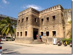 The Old Fort