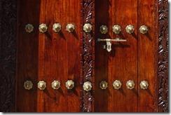 Beautiful, ornate doors