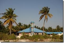 Mosque near Crazy Mzungos