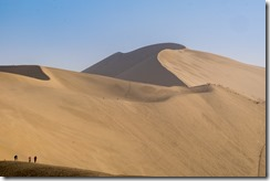 Not Namibia, but they are big dunes