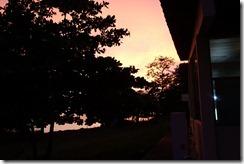 Sunset in Guajimico