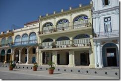 Renovation in Plaza Vieja