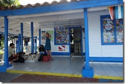 Dive shop at Maria La Gorda
