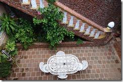 Casa courtyard
