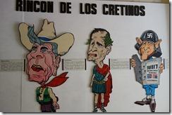 Cuban take on US Presidents