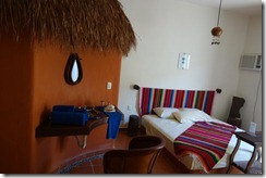 Our room in Tulum - Pretty much perfect
