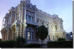 Edificio Montejo - We've been drinking the beer, so here is the building!