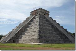 El Castillo - The Pyramid of Kukulcán
