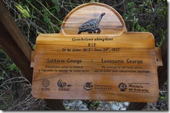 Lonesome George was an Abingdonian!