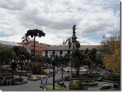La Plaza Grande