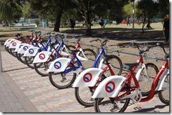 Quito's Boris Bikes!