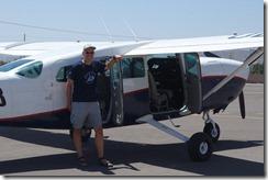 I think I'll take this plane!