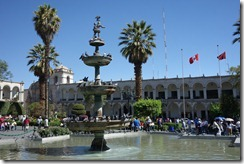 Main Plaza, Arequipa