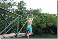 Me Tarzan!