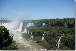 Lots of waterfalls