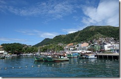 Angra dos Reis - A little fishing port