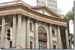 Central Bank building
