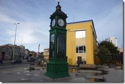 Down at Punta Arenas Port
