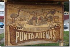 Bienvenidos a Punta Arenas