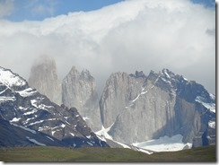 Torres del Paine - The Blue Towers