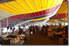 At the fishmarket in Valdivia