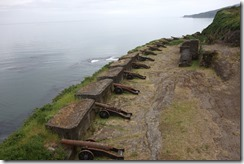 The fort at Niebla