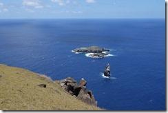 Islands off Orongo