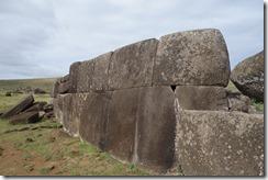 Rapanui stonework