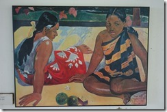 Gauguin Museum - not the original