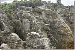 Crazy rock formation