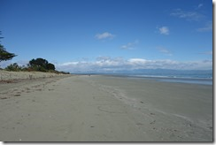 Tahunanui Beach - best beach seen so far