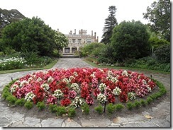 Government House gardens