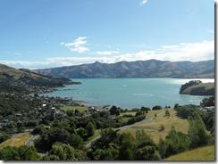 View of Akaroa