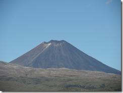 Classic volcano shape