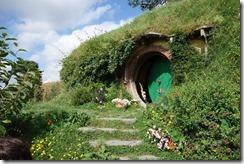 Bag End - But no sign of Bilbo or Frodo