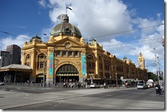 Beautiful Flinders Street Station