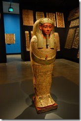 Genuine old mummy