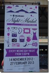 Detailed Market Advert