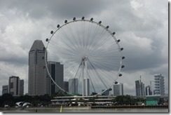 London Eye look alike in Singapore