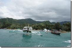 Leaving Lombok