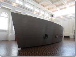 Half a ship