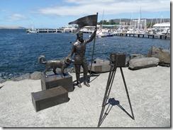 Claiming Hobart
