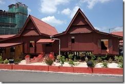 Traditional Melaka houses