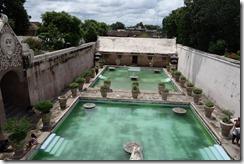 Bathing pools