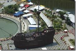Replica Portuguese boat