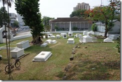 Small Dutch Graveyard