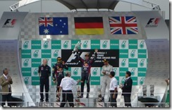 Winner - Vettel